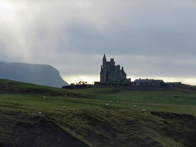 Classiebawn Castle, Mullaghmore Co.Sligo