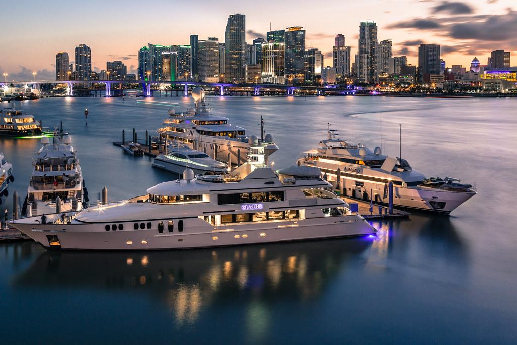 Miami Yacht Show 2018 - Island Gardens Deep Harbour