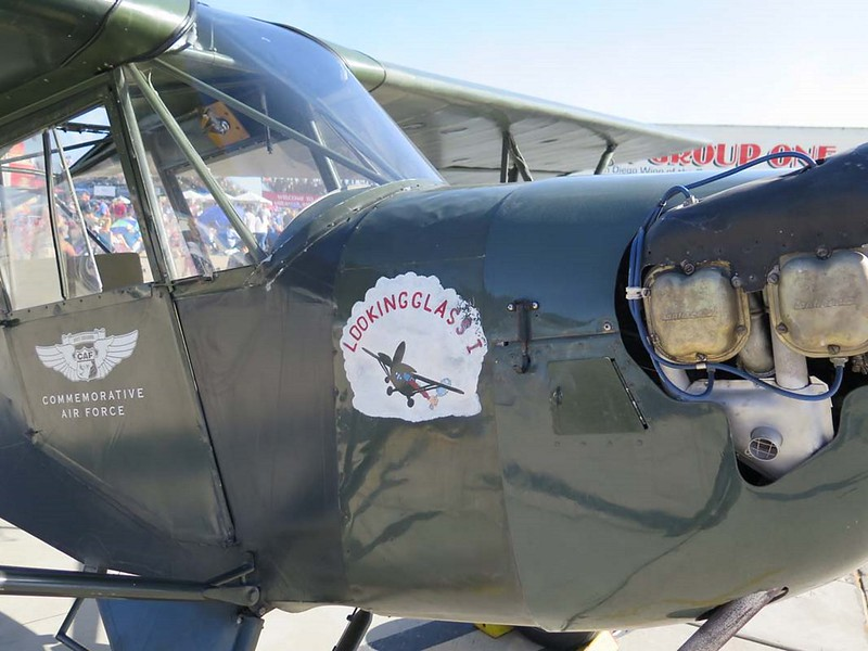 Aeronca L-3B Grasshoper 6