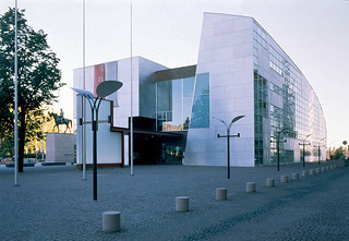 Museum of Contemporary Art Kiasma | by niceholidayphotos