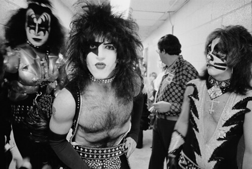 KISS in 1975 | by The Bass Nerds!