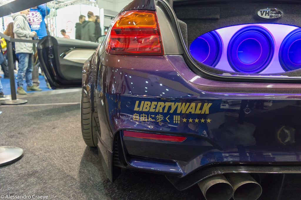 Liberty Walk M4