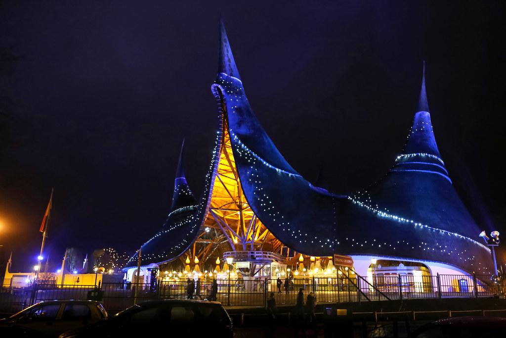 huis van de vijf zintuigen - efteling (netherlands) | flickr