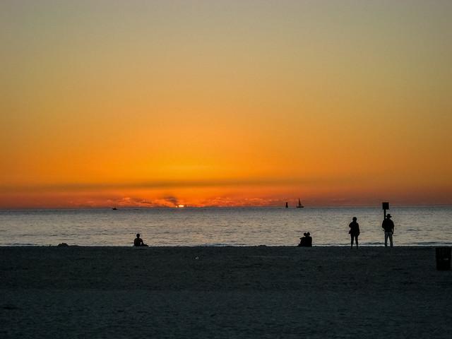 Sunset, Naples, FL