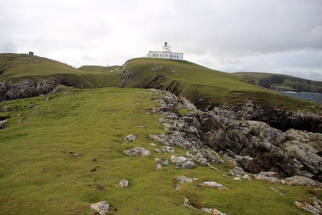 The coast near Strathy Point
