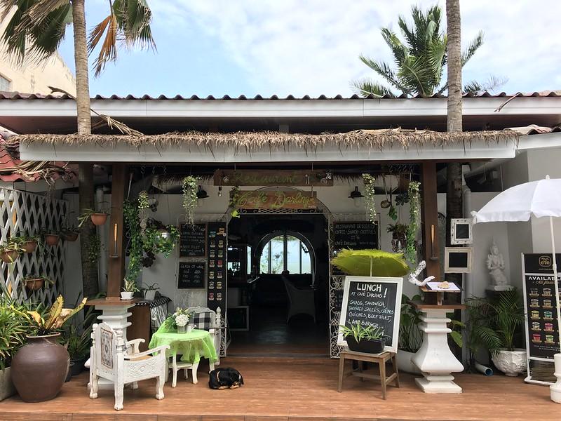 Bophut Beach Road Koh Samui