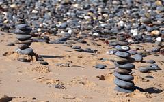 Pedras na praia
