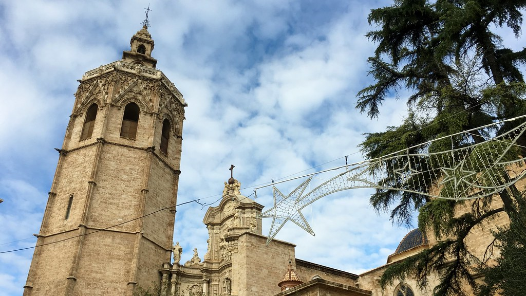 El Miguelete is one of the attractions in Valencia