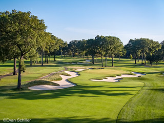 2nd hole, Ridgewood Country Club West nine | by Evan Schiller Photography