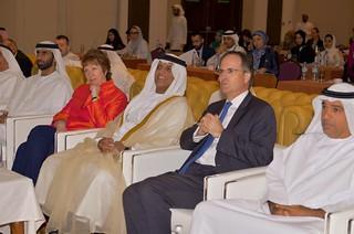 Saud bin Saqr Al Qasimi - John Smith Trust - Baroness Ashton