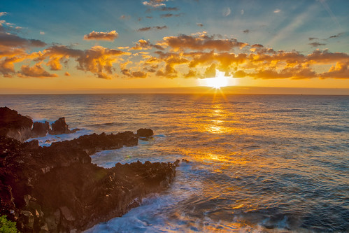 sun hilo sunrise travel water a9 hdr vacation hawaii pahoa ocean pāhoa unitedstates us
