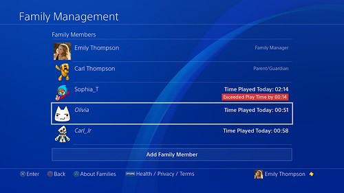 PS4 System Software Update 5.50: Play Time Managment | by PlayStation.Blog