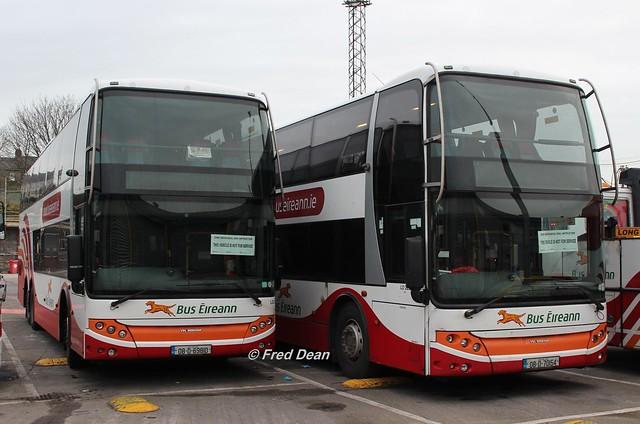 Bus Éireann LD 223 & LD 225.