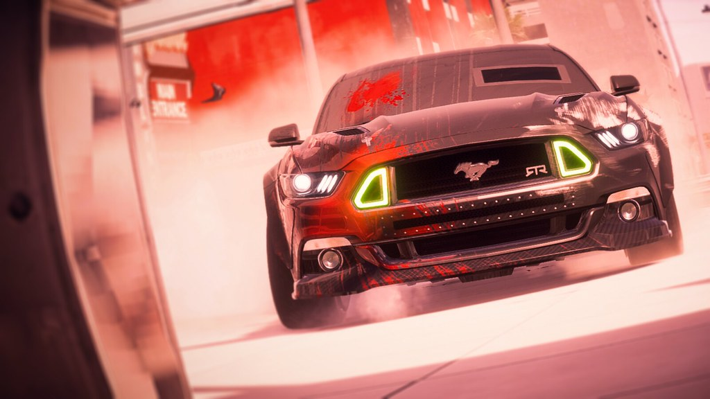 Need For Speed Payback Ford Mustang Gt Twitter Faceboo Flickr