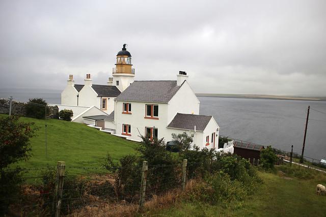 Holborn Head lighthouse