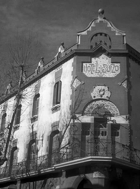 El Suis de Sabadell / A Swiss in Sabadell