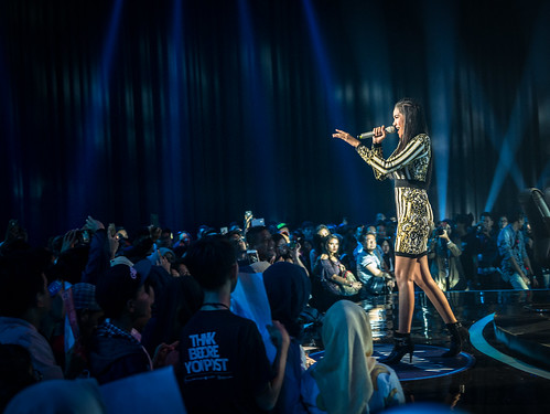 Whitney - IDOLS contestant | by Henry Sudarman