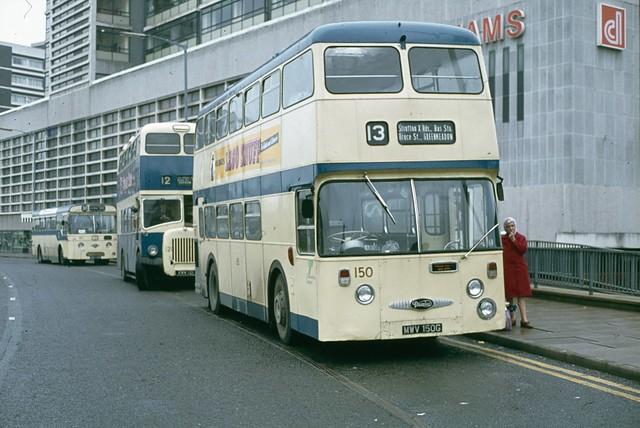 150. MWV 150G: Thamesdown Transport