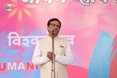 SNM Branch Sanyojak, Gulab Panjwani from Nasik