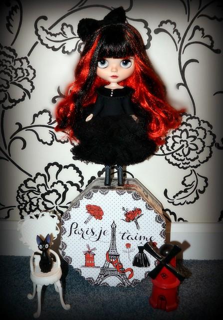 BaD Feb 27 - Little Black Dress