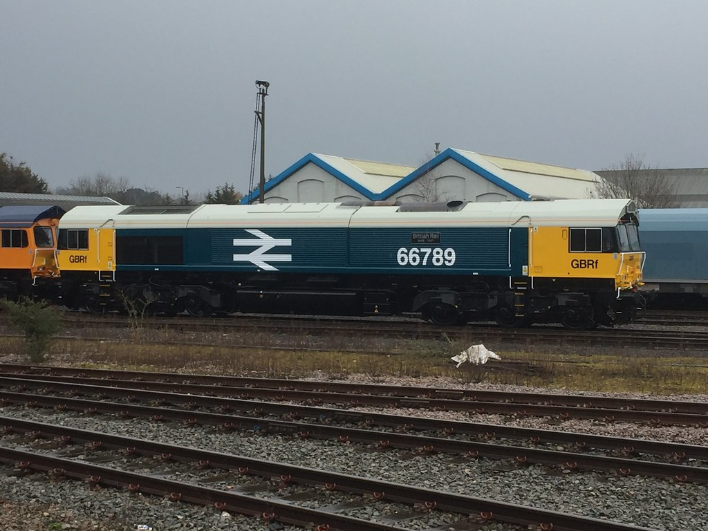 66789, Eastleigh, March 5th 2018