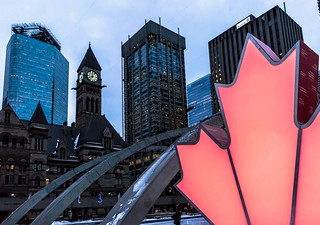 Nathan Phillips Square - Toronto | by Dave Emilio