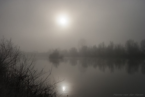 mist misty fog morning river water sun reflections sunrise part romania transylvania winter waterscape weather landscape scene scenic scenery scenics sc serene