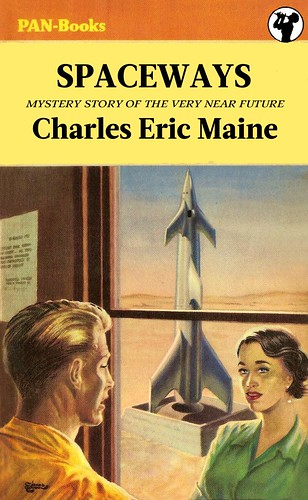 Charles Eric Maine - Spaceways
