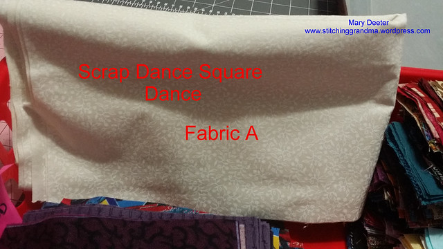 Fabric A - the ONE constant