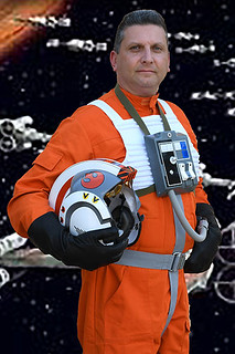 Pilota X-Wing - Roberto