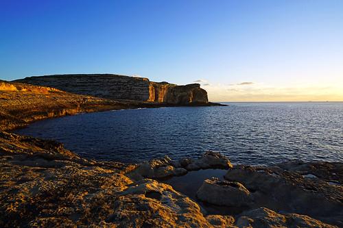 Before sunset, Gozo, Malta