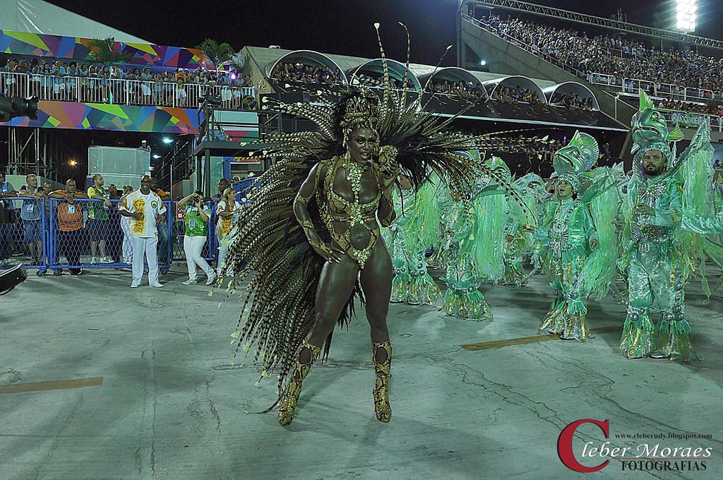 G. R. E. S. Imperatriz Leopoldinense 4653 Carnaval 2018 - Rio de Janeiro - RJ - Brasil