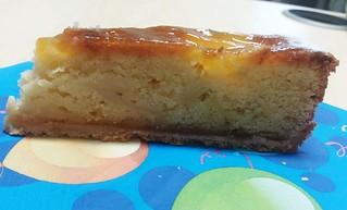 torta di mele cremosa fetta | by cheffina2012