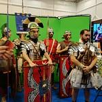 Legiones romanas en nuestro croma