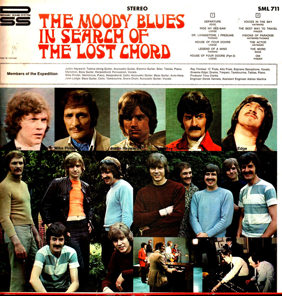 155   Moody Blues, The   In Search Of The Lost Chord   D   15…   Flickr