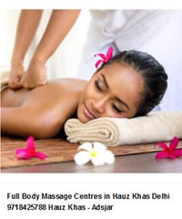 Full Body Massage Parlour  In Delhi