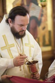 Божественная литургия 595