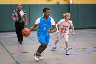 YBL Alliance Basketball