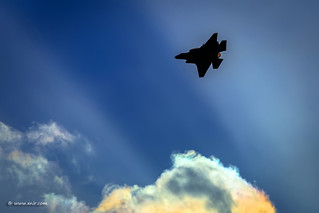 F-35 Mighty rays of light... © Nir Ben-Yosef (xnir) | by xnir