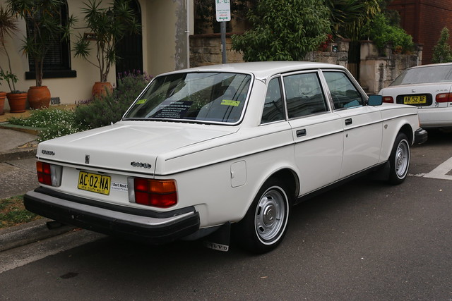 1979 Volvo 244DL