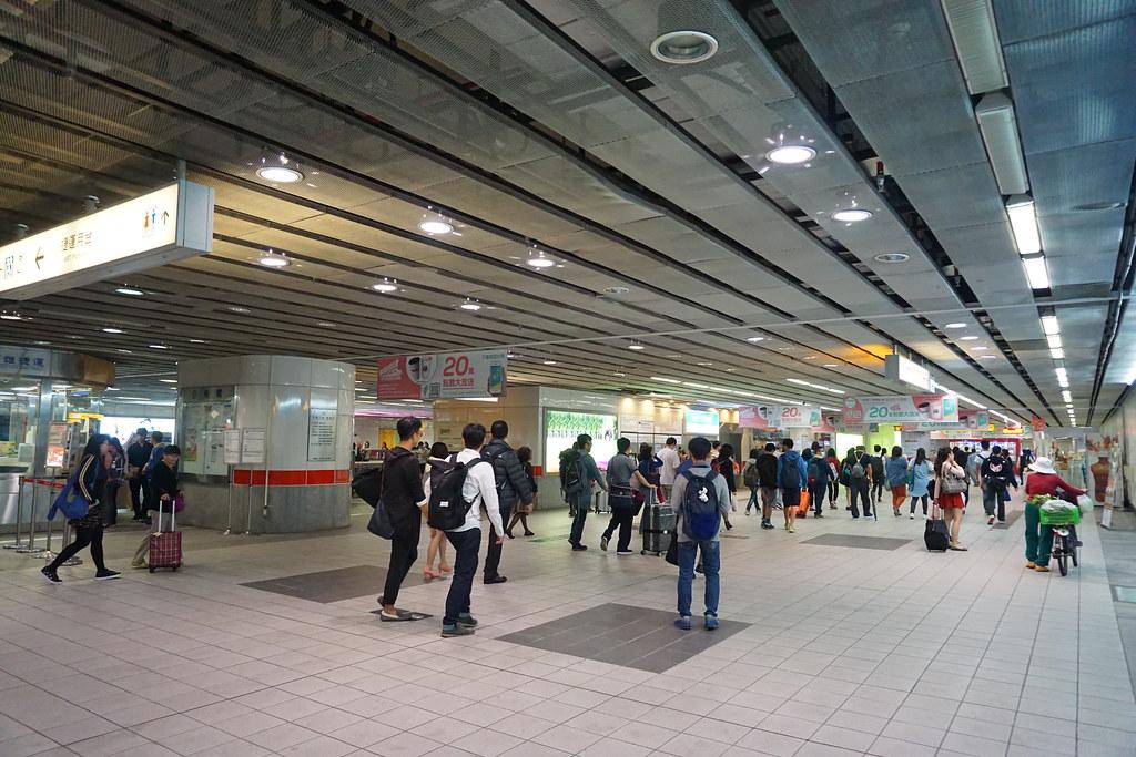 MRTコンコース