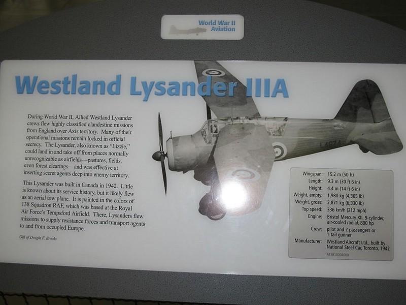 Westland Lysander IIIa 2