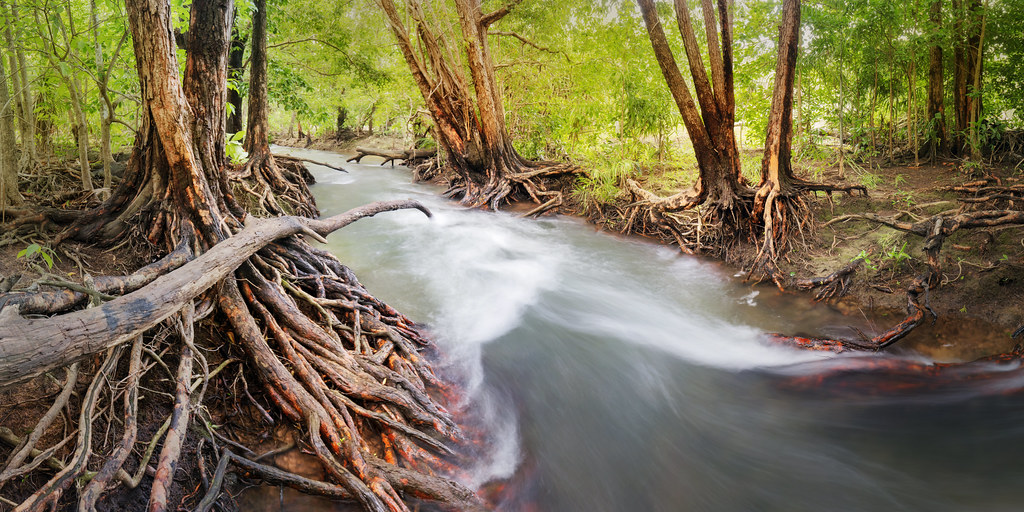 Rapid Creek Panorama