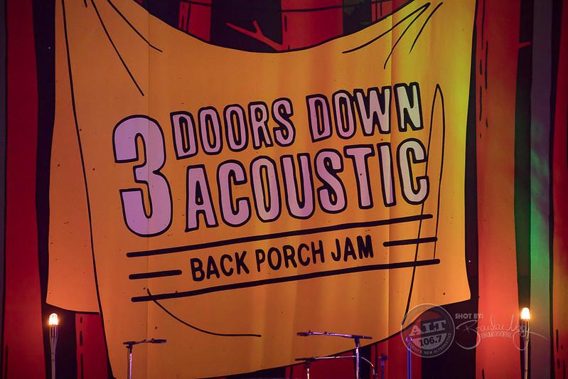 3 Doors Down | 2018.02.11