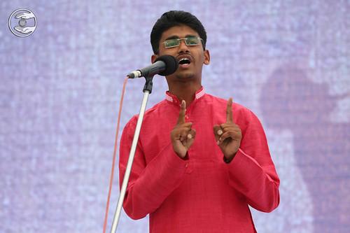 Yogesh Bandgar from Ichalkaranji, expresses his views