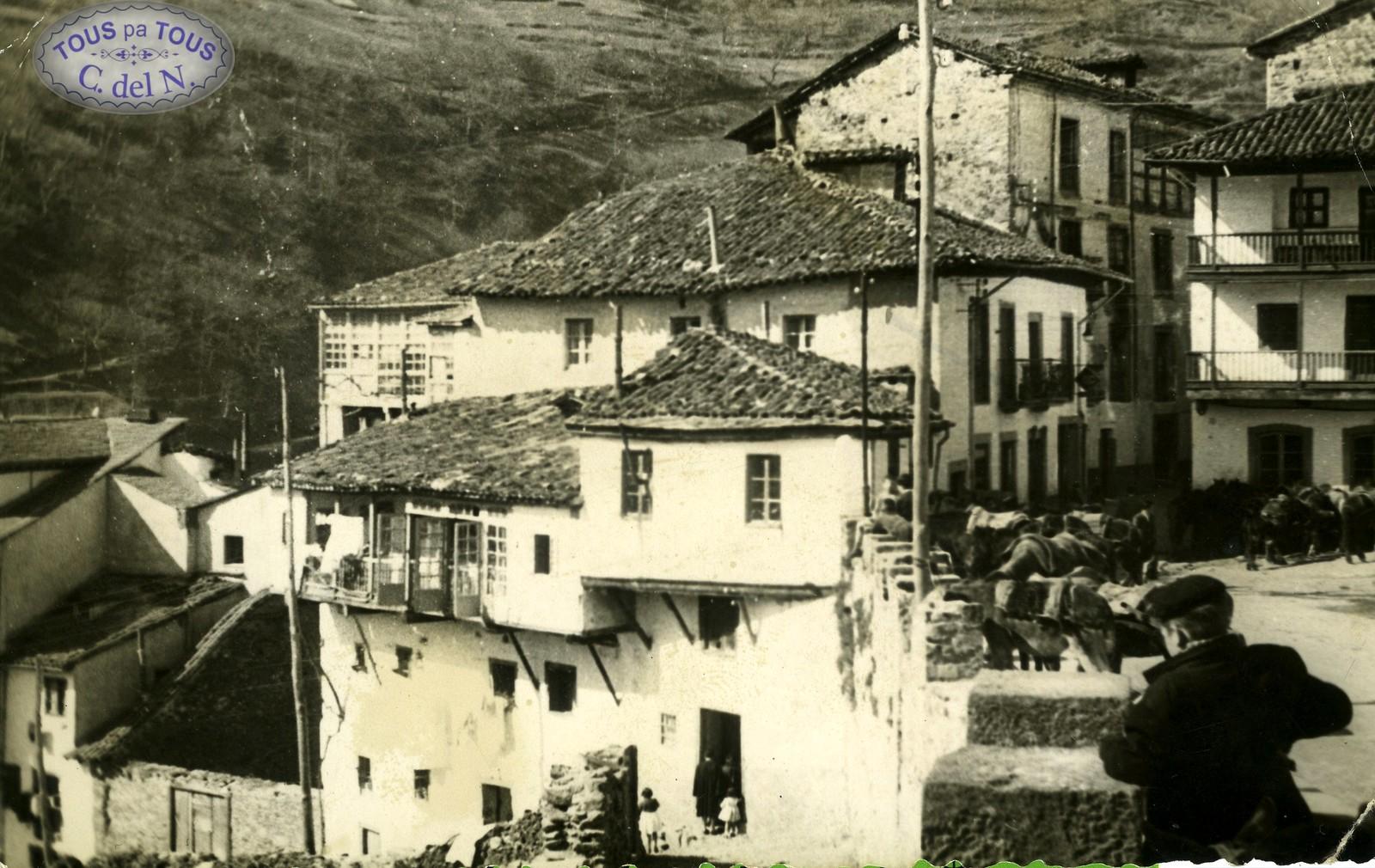 1950 - El Mercáu (esq)