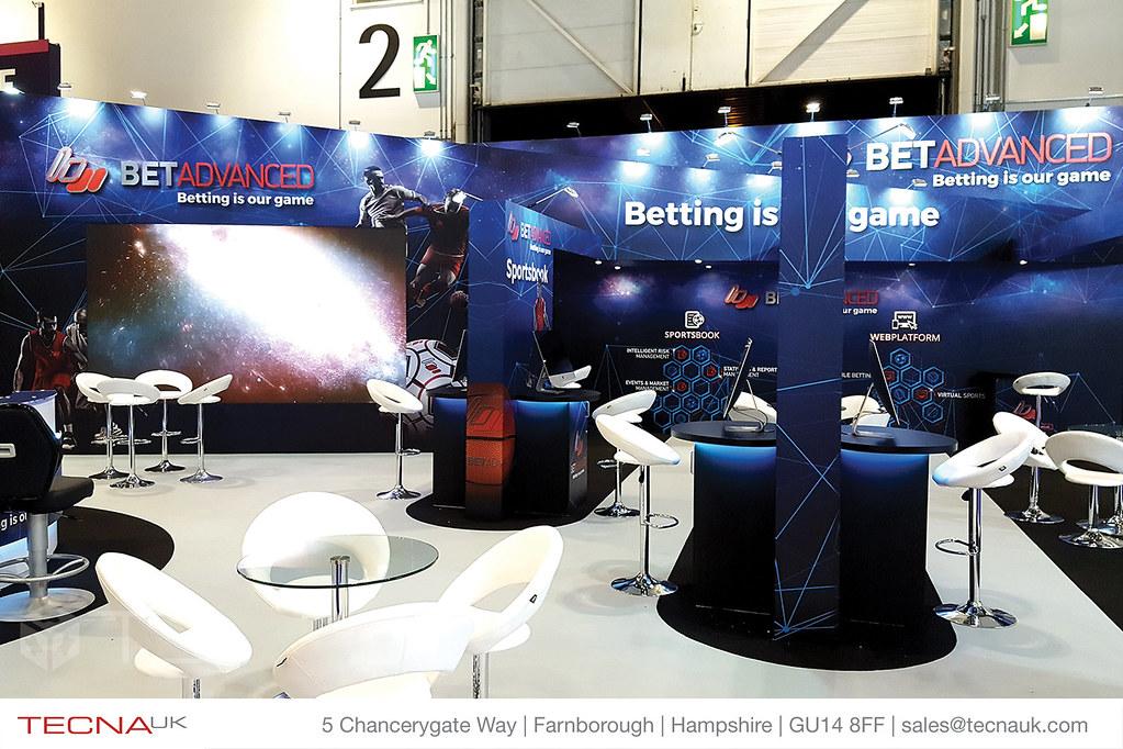 Custom Exhibition Stand Game : Qdos bet advanced t exhibition stand custom looking t mou flickr