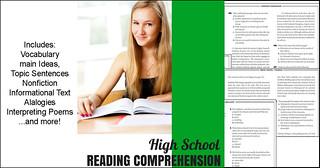 Reading Comprehension | by CHSH-Teach