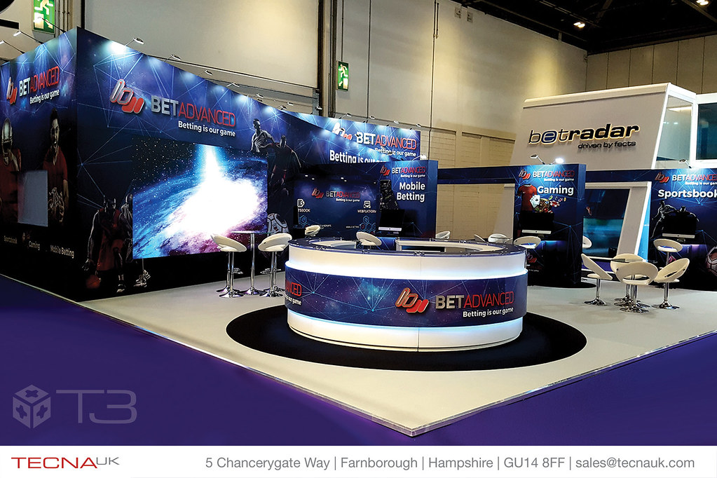 Exhibition Stand Game : Qdos bet advanced t exhibition stand v custom looking t u flickr