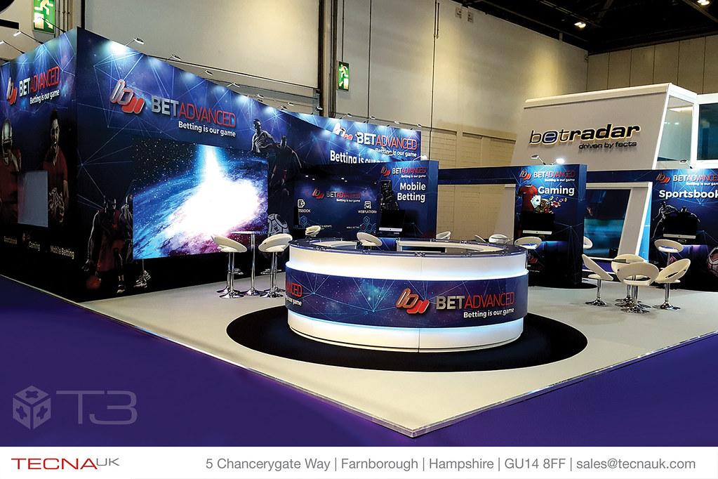 Custom Exhibition Stand Game : Qdos bet advanced t exhibition stand v custom looking t u flickr